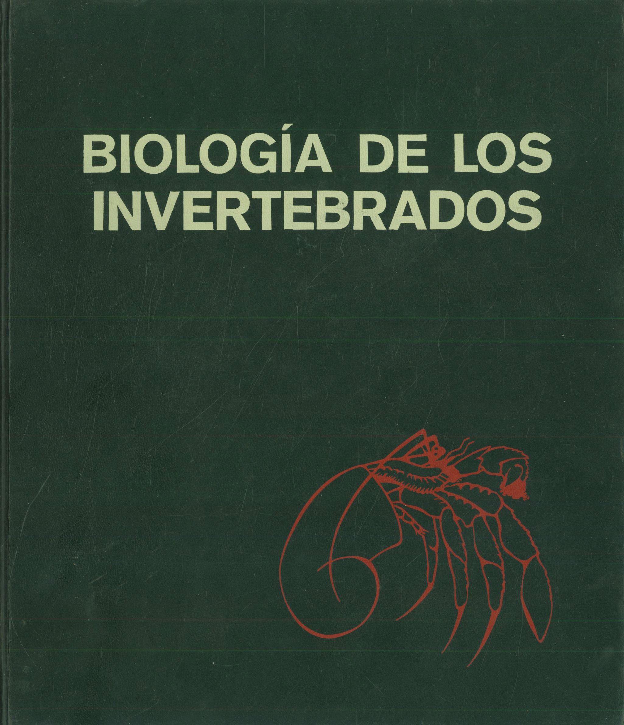 Biología de los Invertebrados