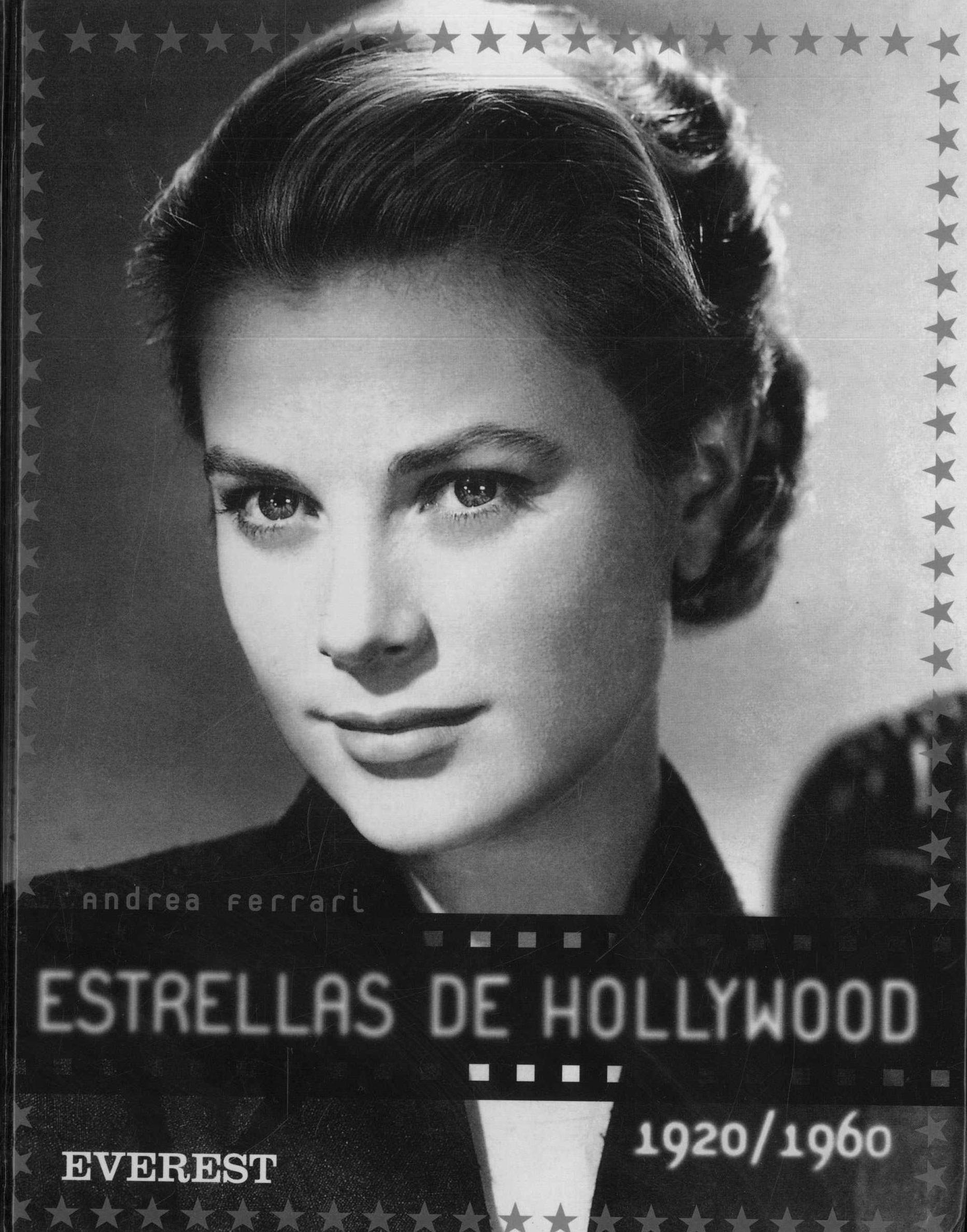 """""""Estrellas de Hollywood (1920-1960)"""""""