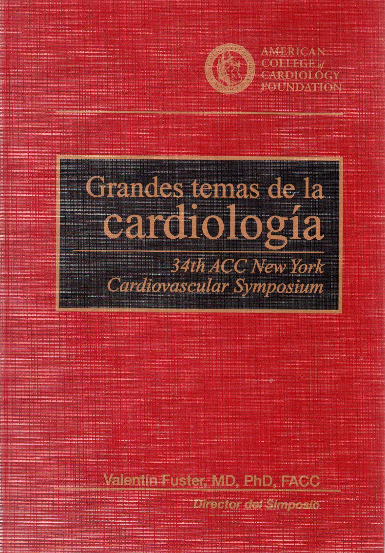 Grandes temas de la Cardiología
