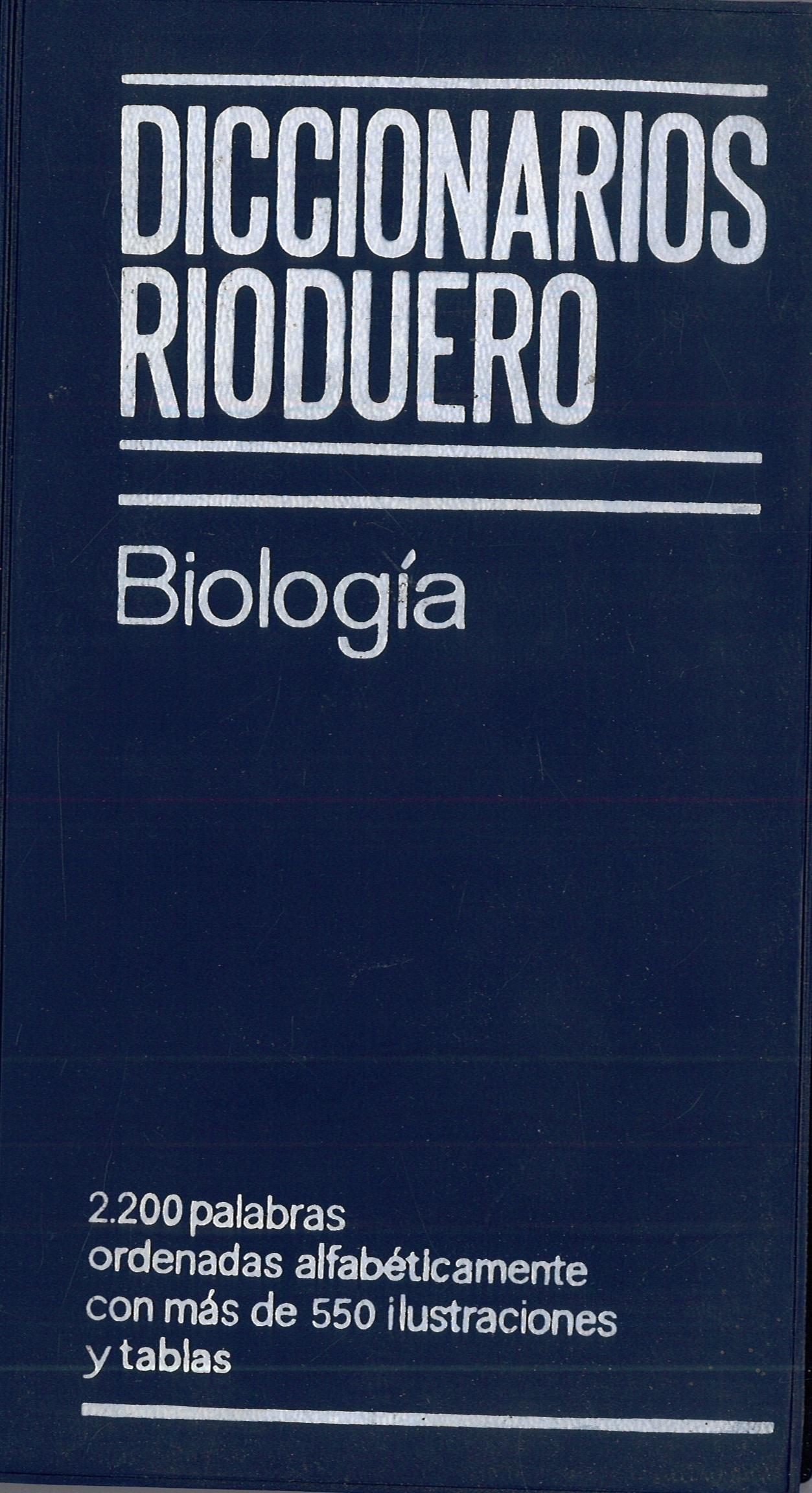 """""""Biología"""""""