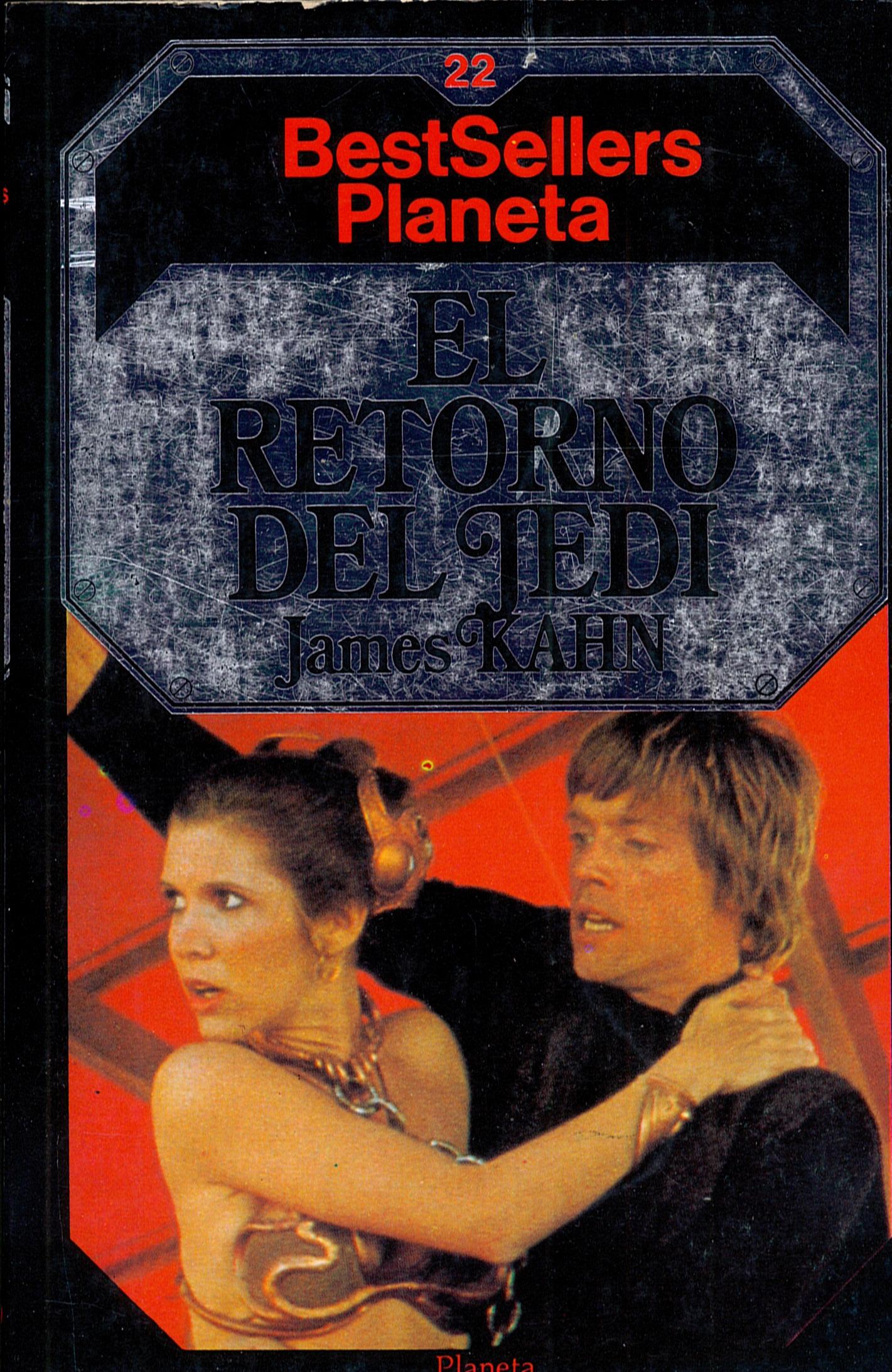 EL RETORNO DEL JEDI (Jame Kahn).