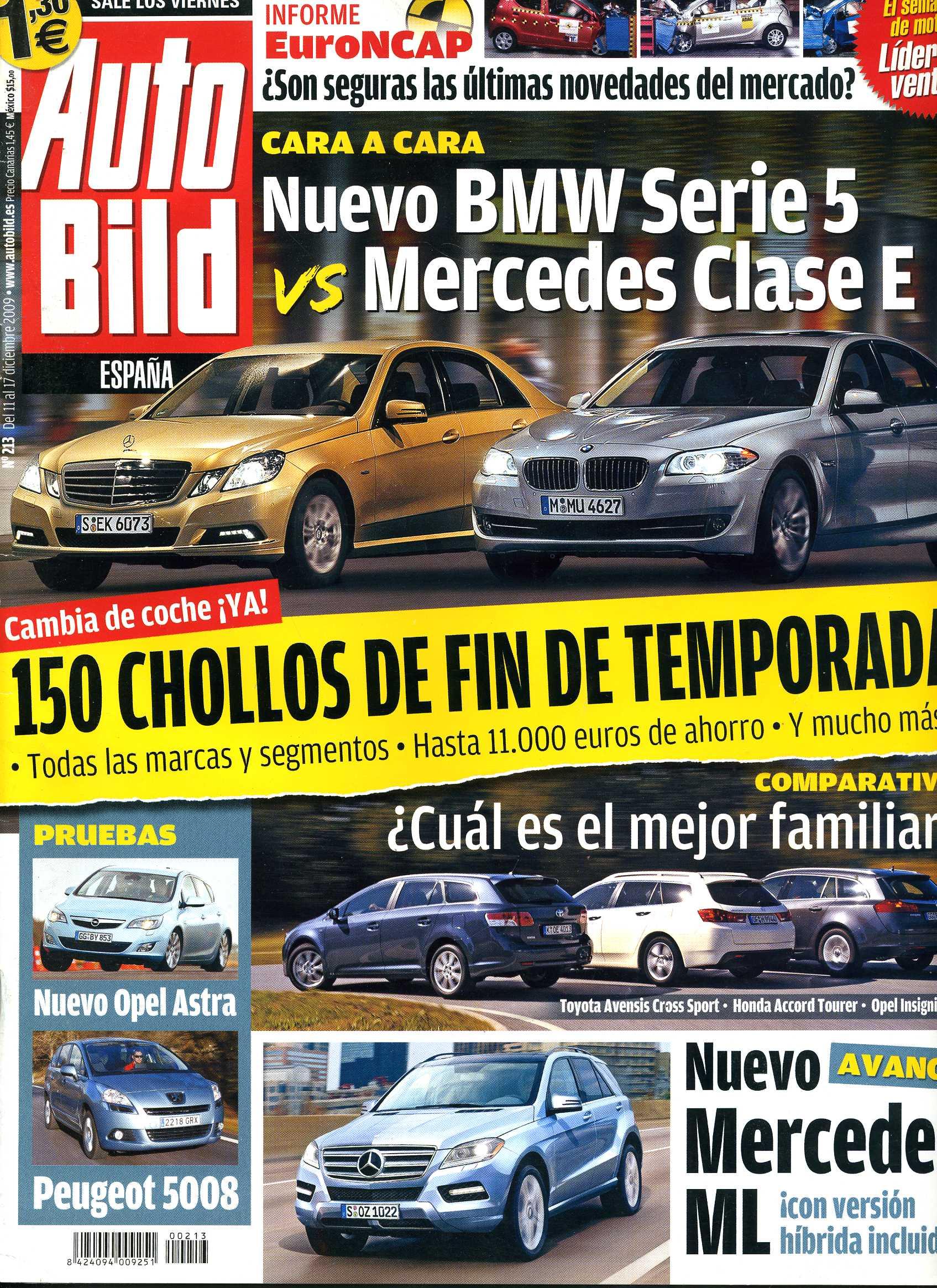 AUTO BILD-ESPAÑA, 213.