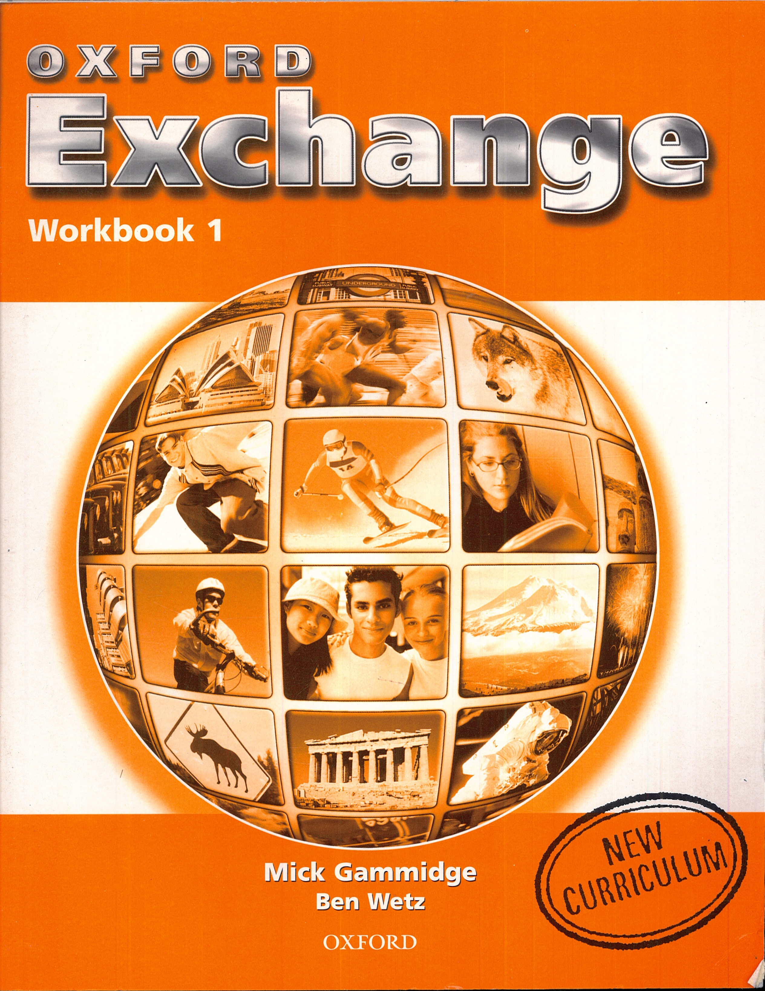 OXFORD EXCHANGE. Workbook 1.