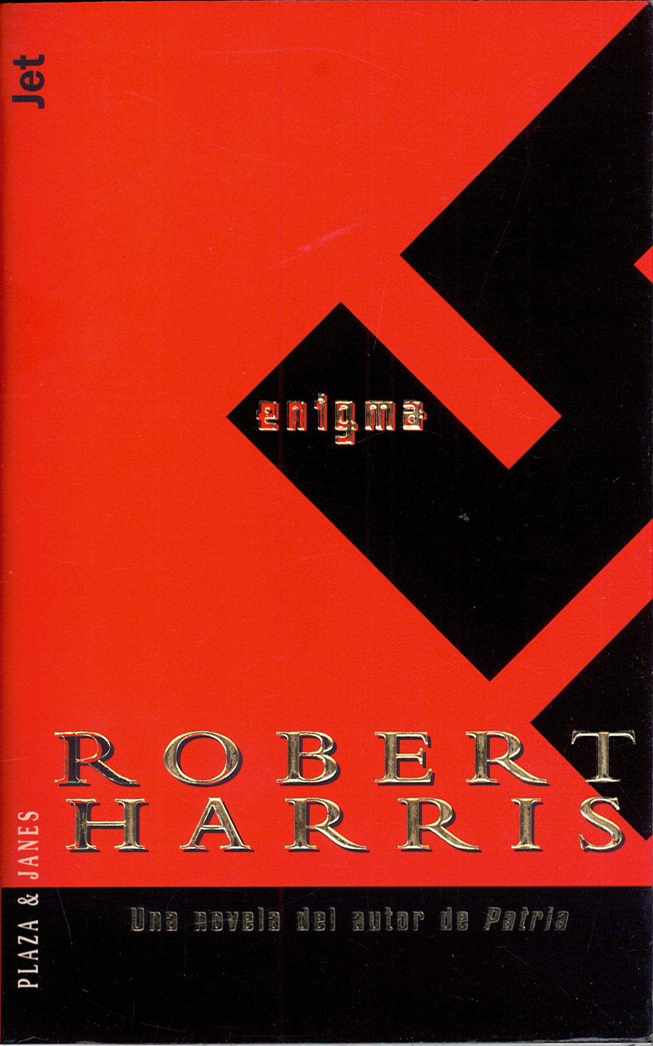 ENIGMA (Robert Harris).