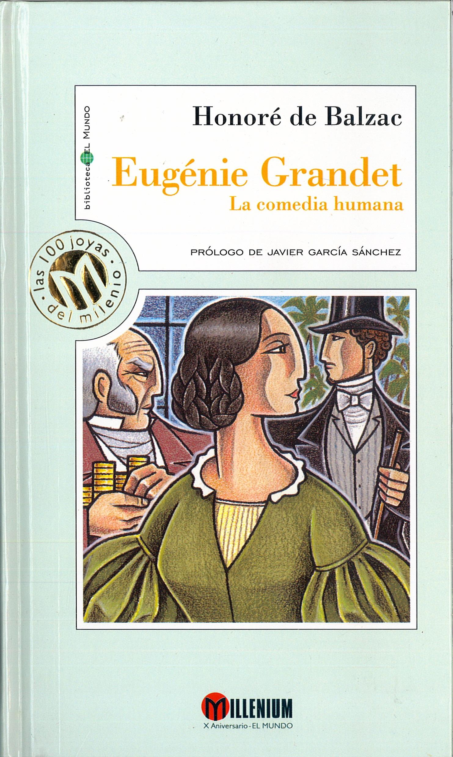 EUGÉNIE GRANDET-La comedia humana (Honoré de Balzac).