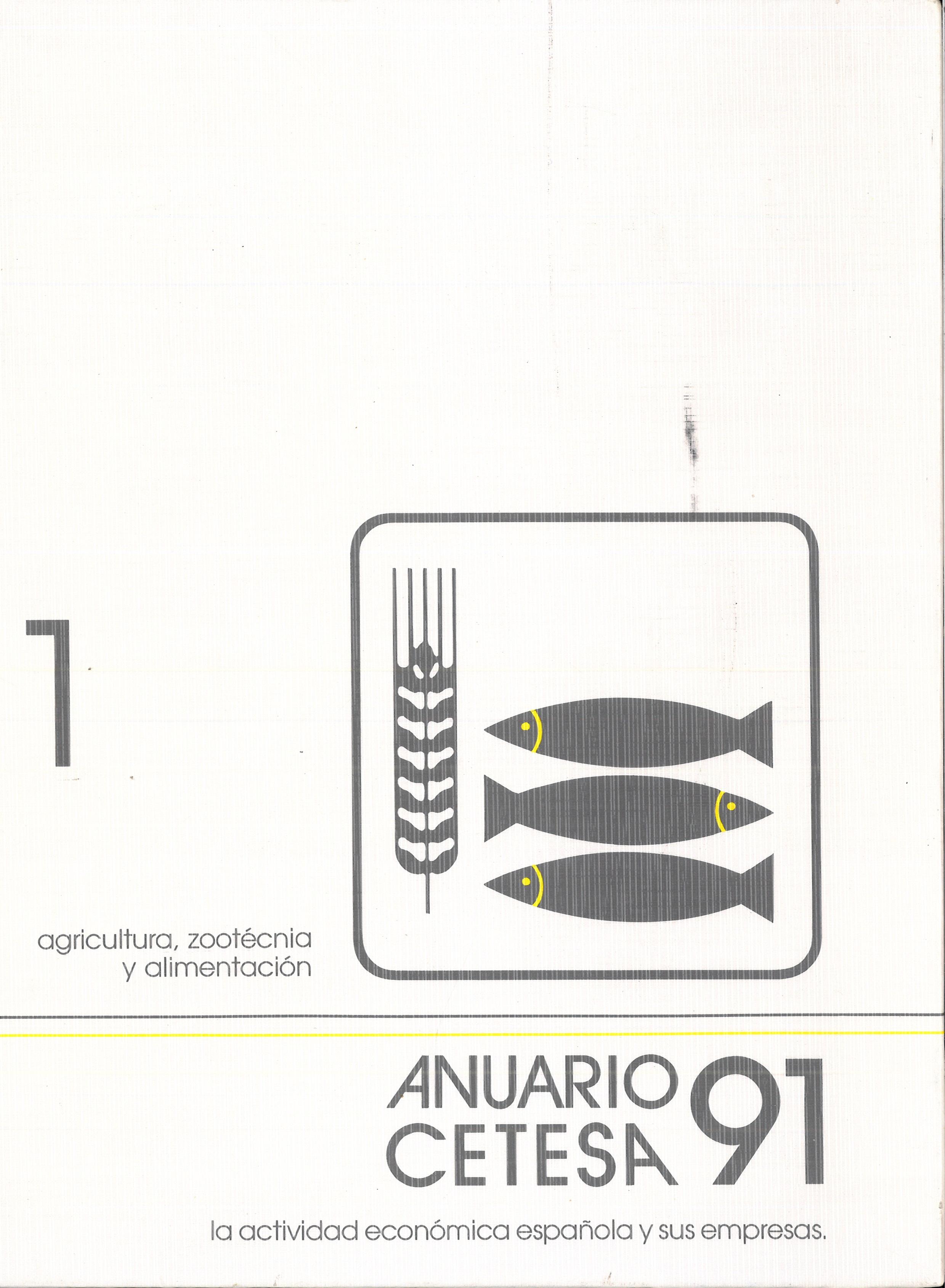 """""""Anuario CETESA 91"""""""