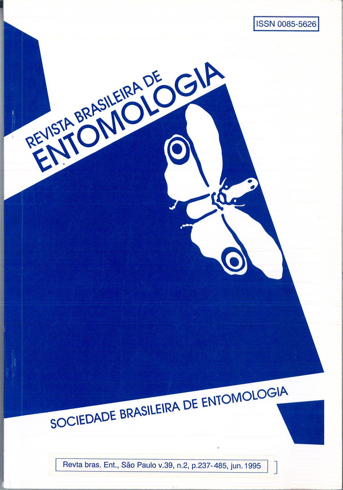 «Revista Brasileira de Entomologia»