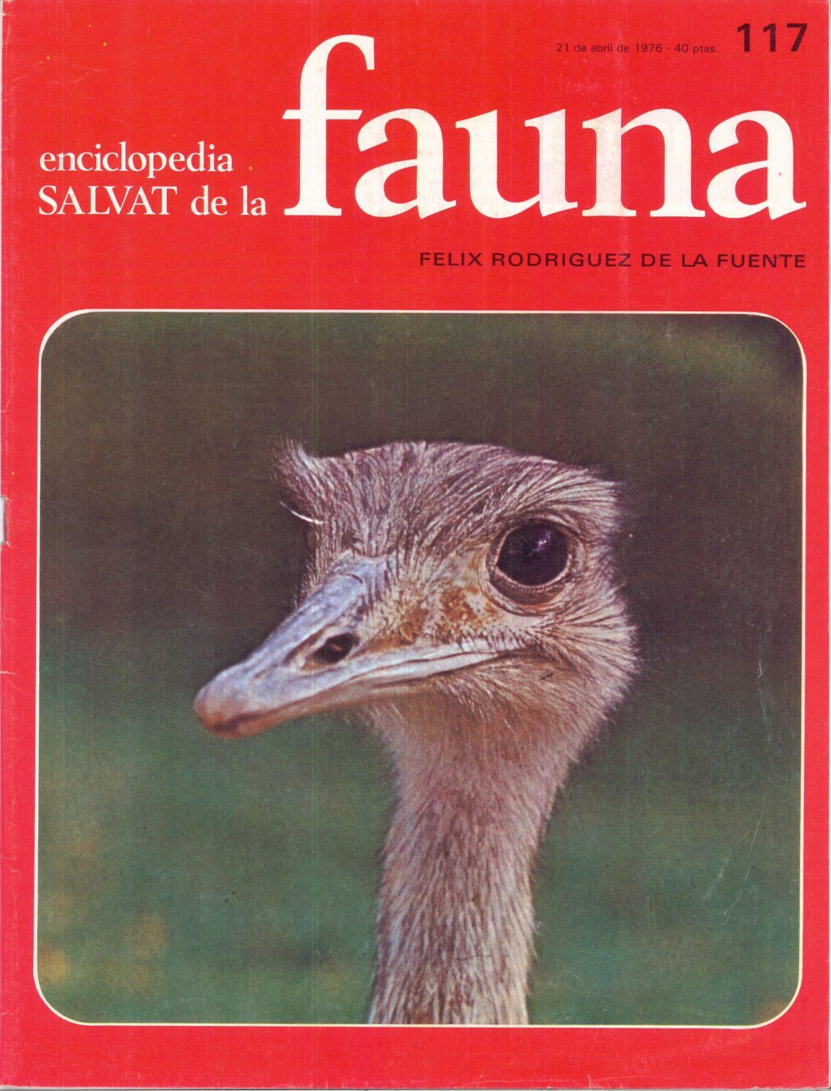«Enciclopedia Salvat de la Fauna (Félix Rodríguez de la Fuente)»
