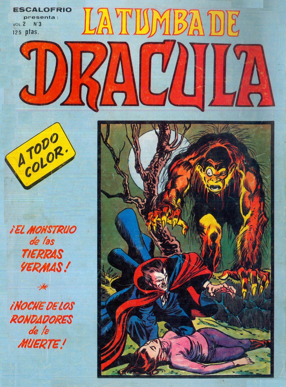 «La tumba de Drácula»