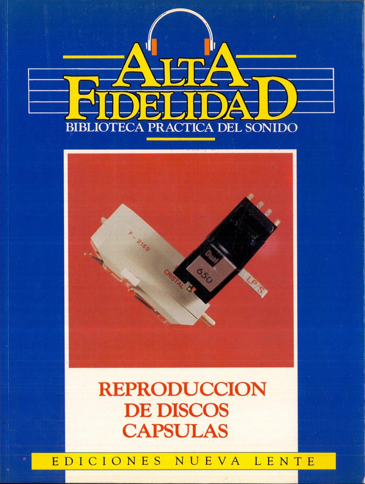 """""""Alta Fidelidad (Biblioteca práctica del sonido)"""""""