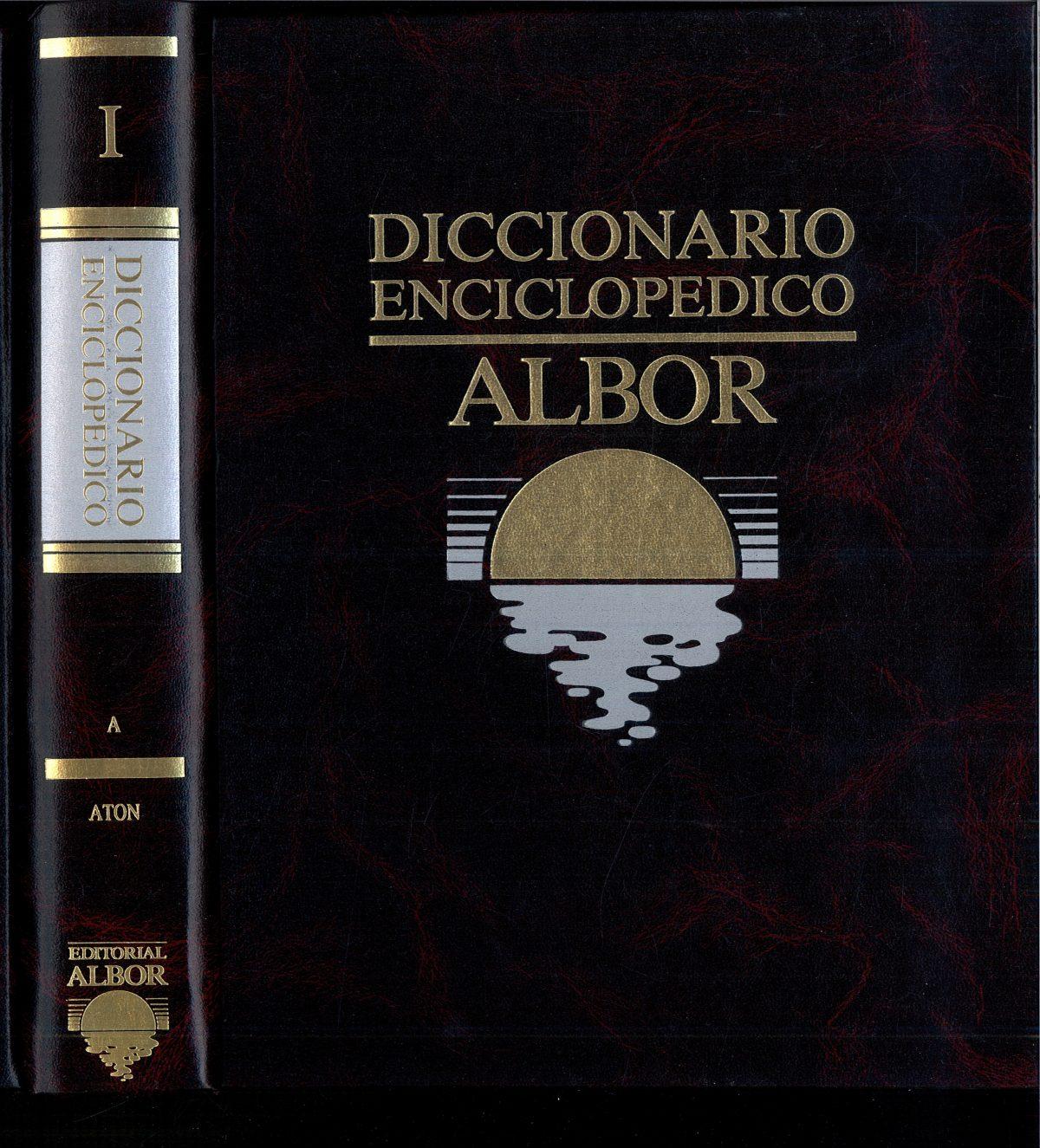 """""""Diccionario Enciclopédico ALBOR"""""""