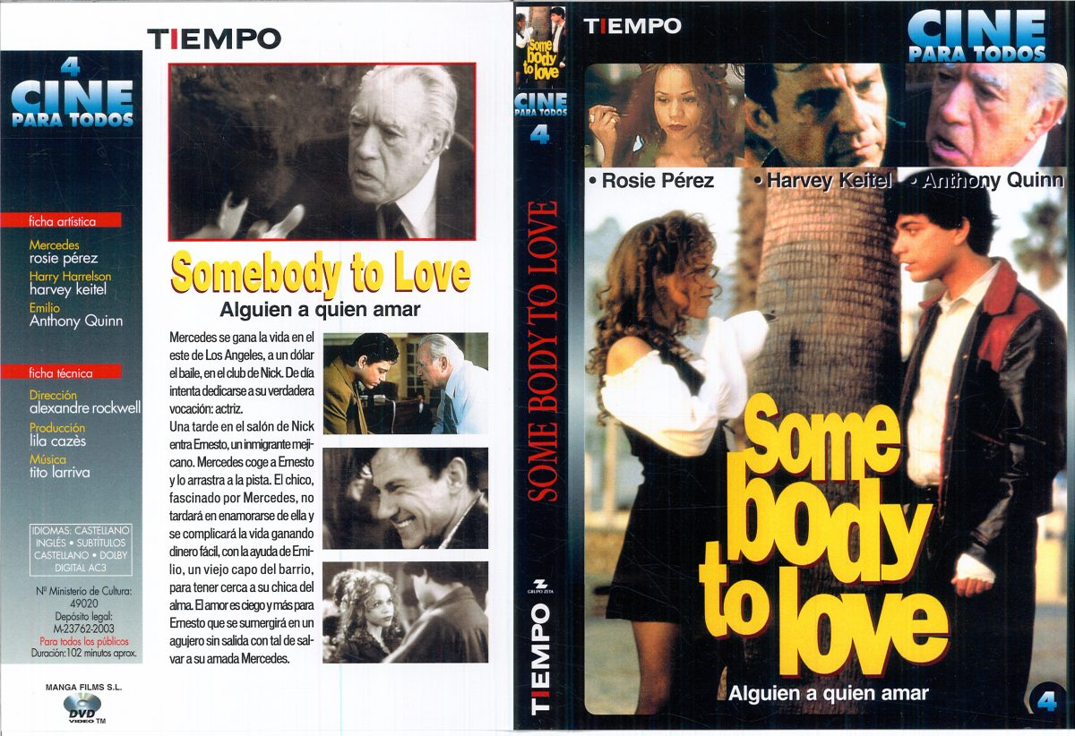 «Some body to love»