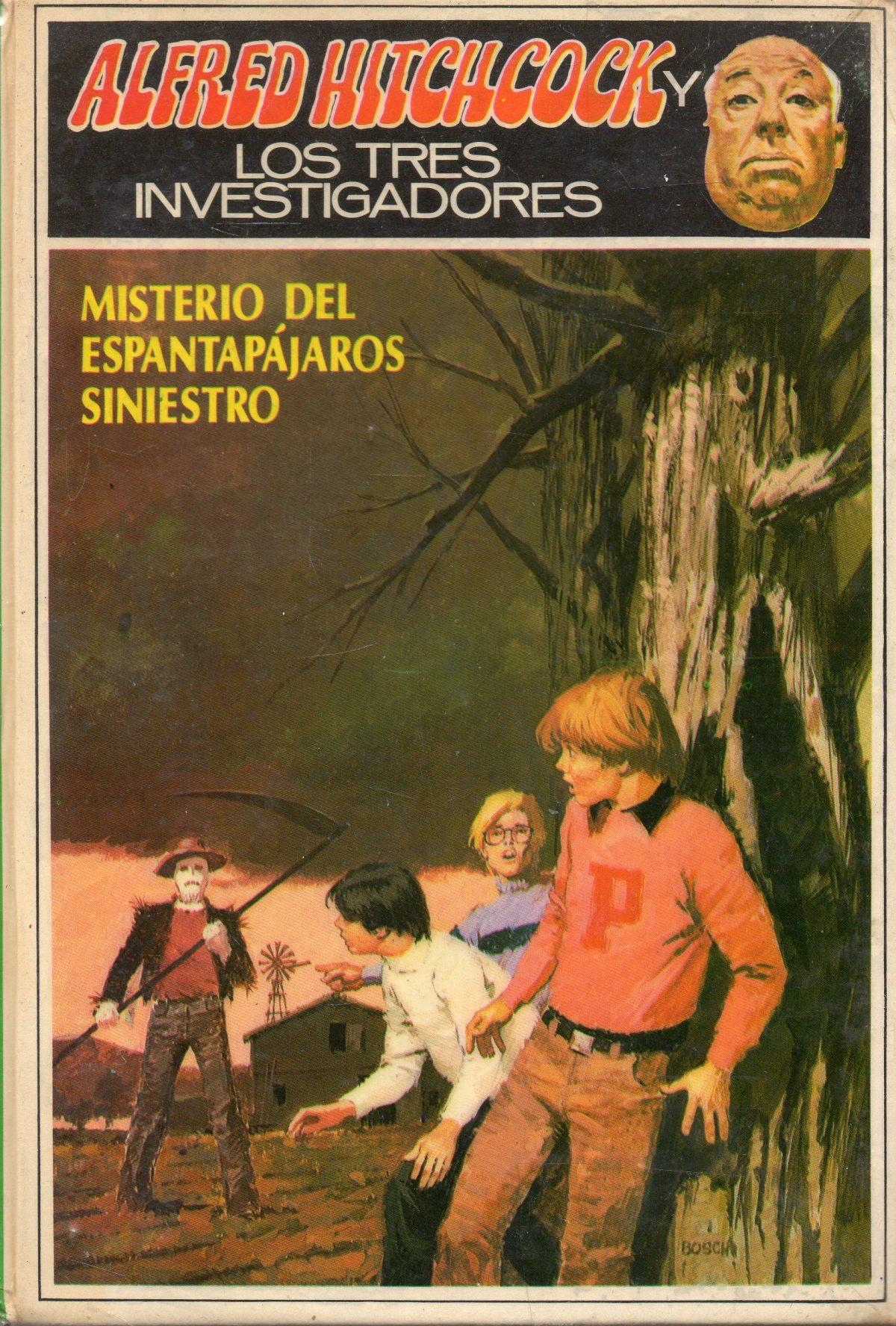 """""""Misterio del espantapájaros siniestro"""""""