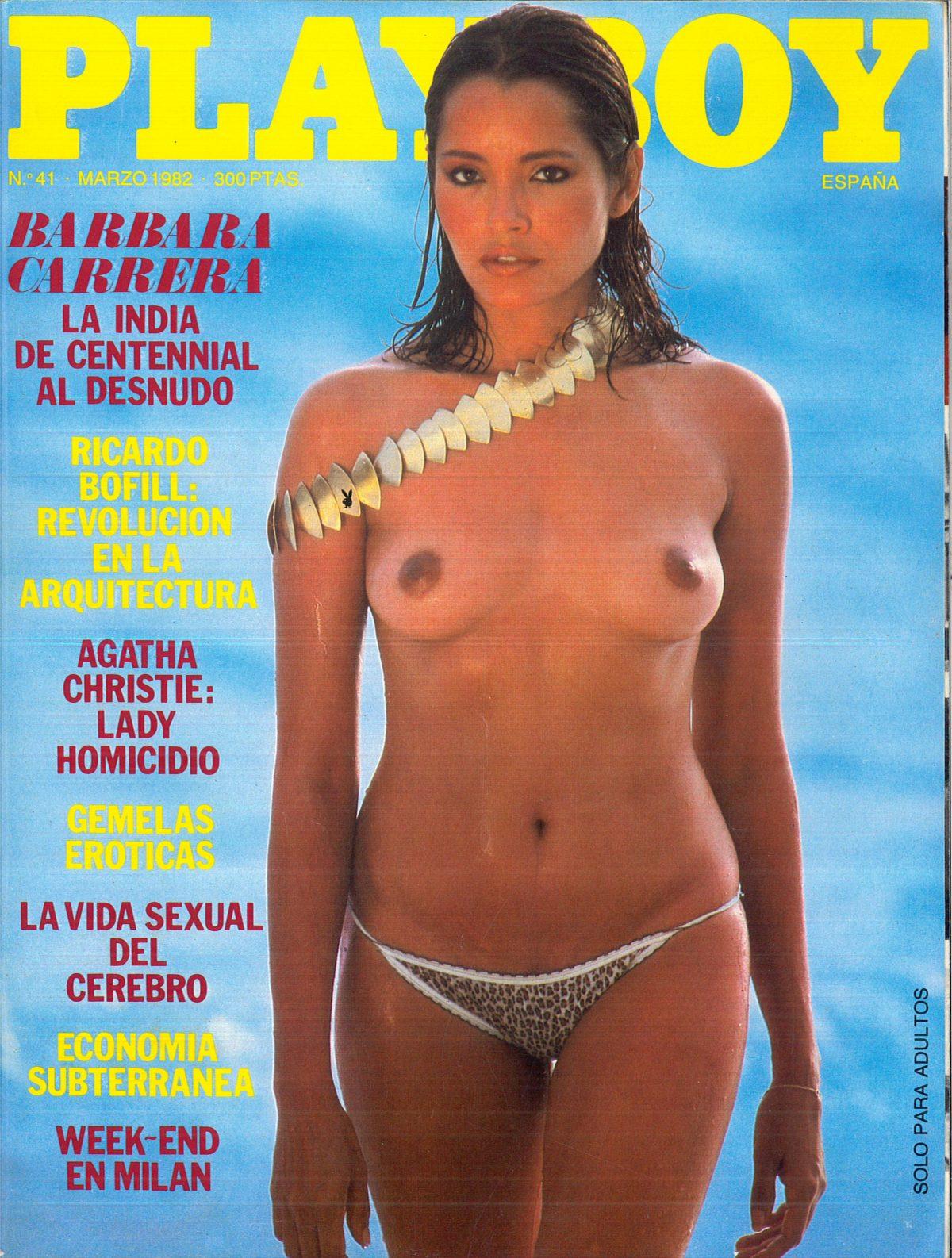 «Playboy España»
