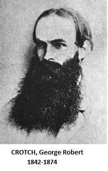 CROTCH, George Robert