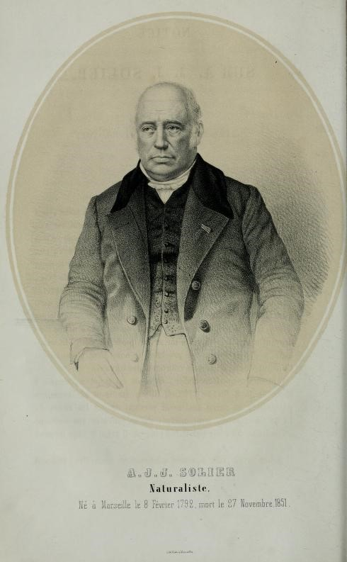 SOLIER, Antoine Joseph Jean