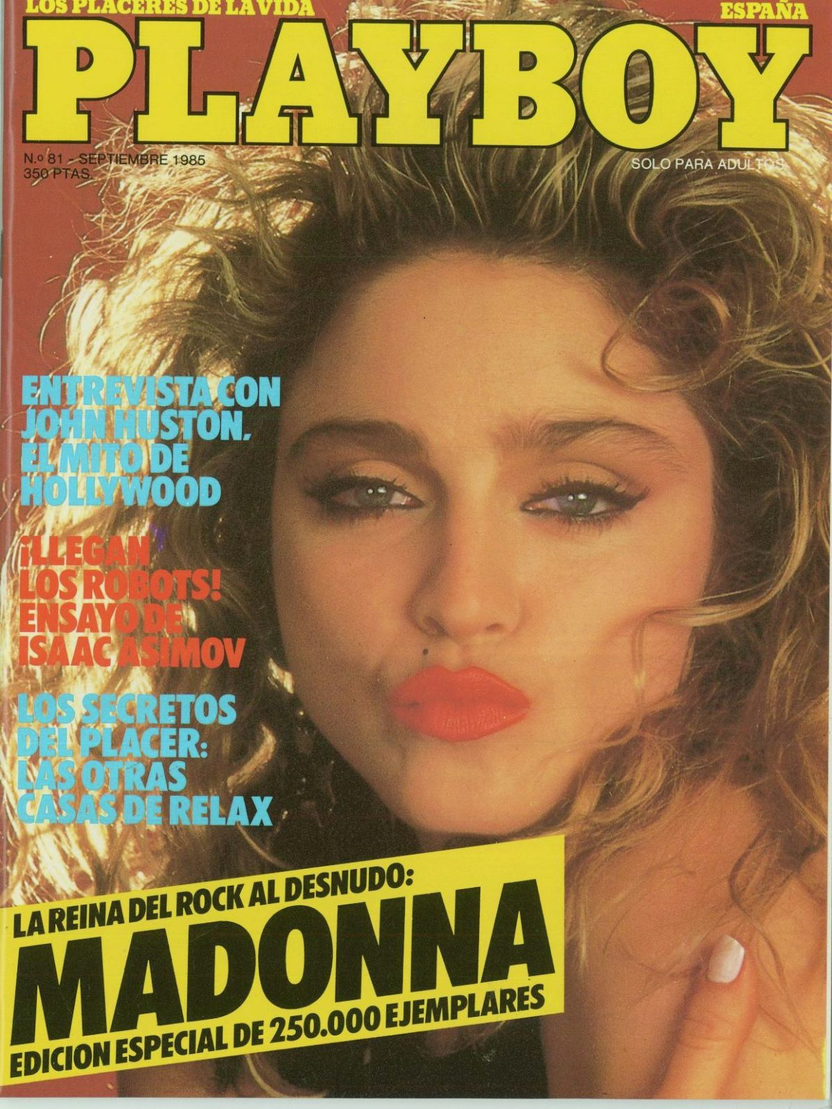 """""""Playboy España"""""""