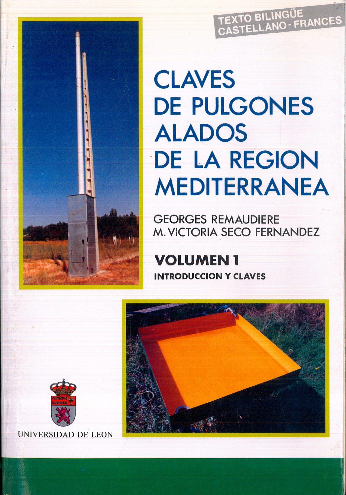 """""""Claves de pulgones alados de la región mediterránea"""""""