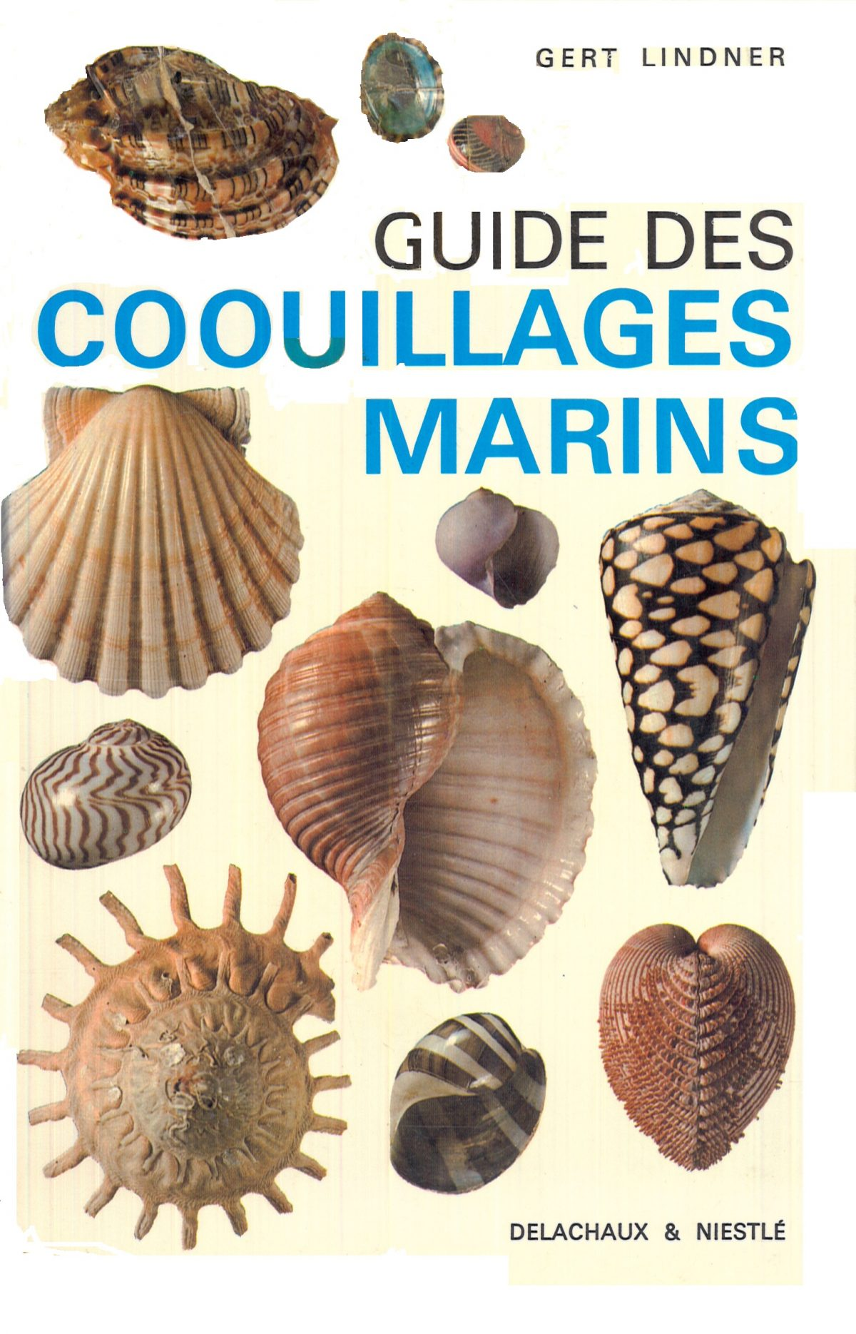 """Guide des coquillages marins"""