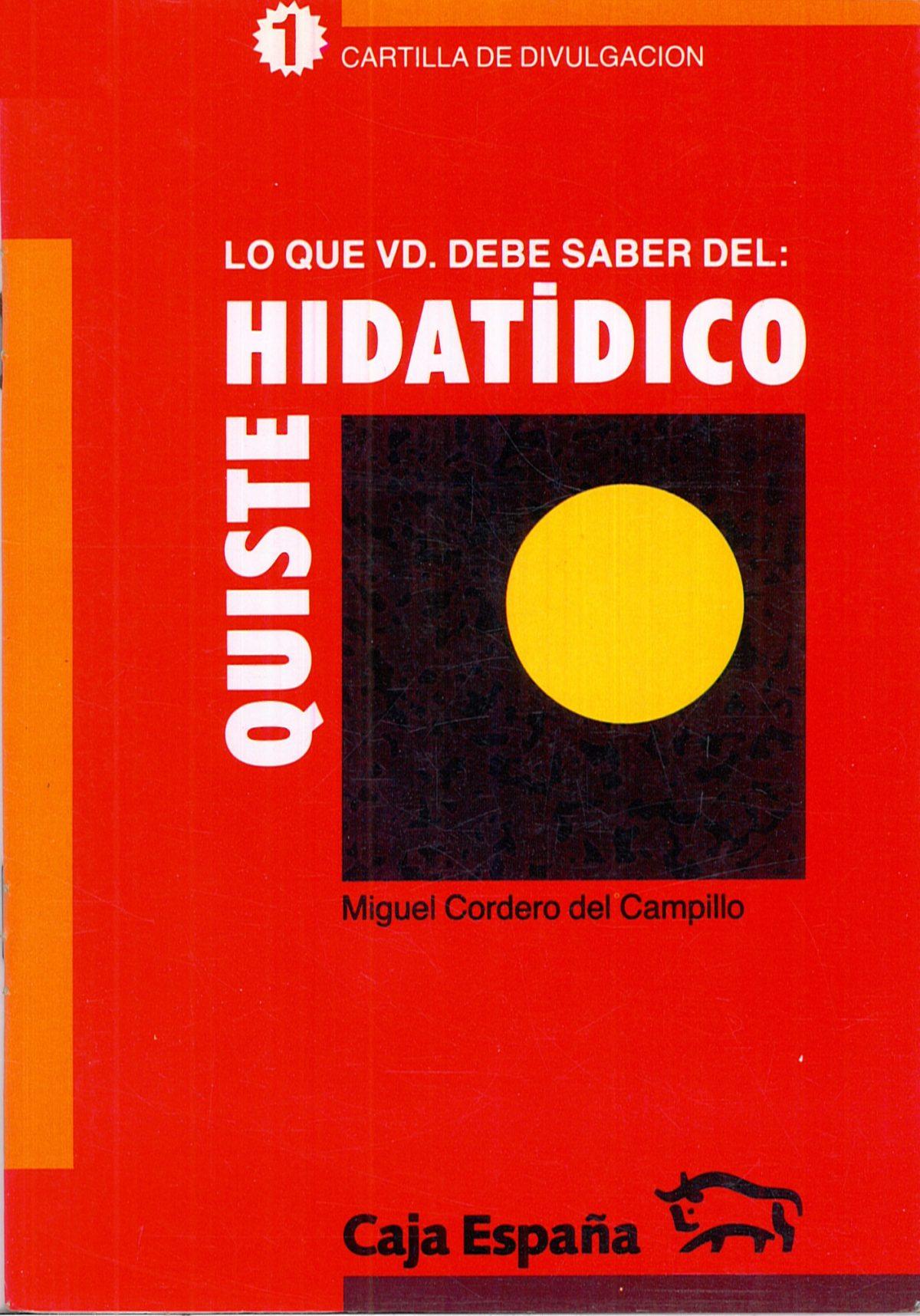 """Quiste Hidatídico"""