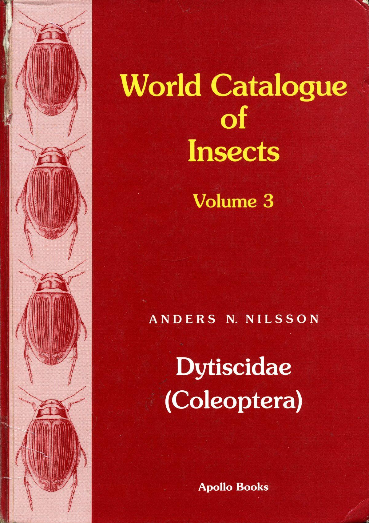 """""""Dytiscidae (Coleoptera)"""""""