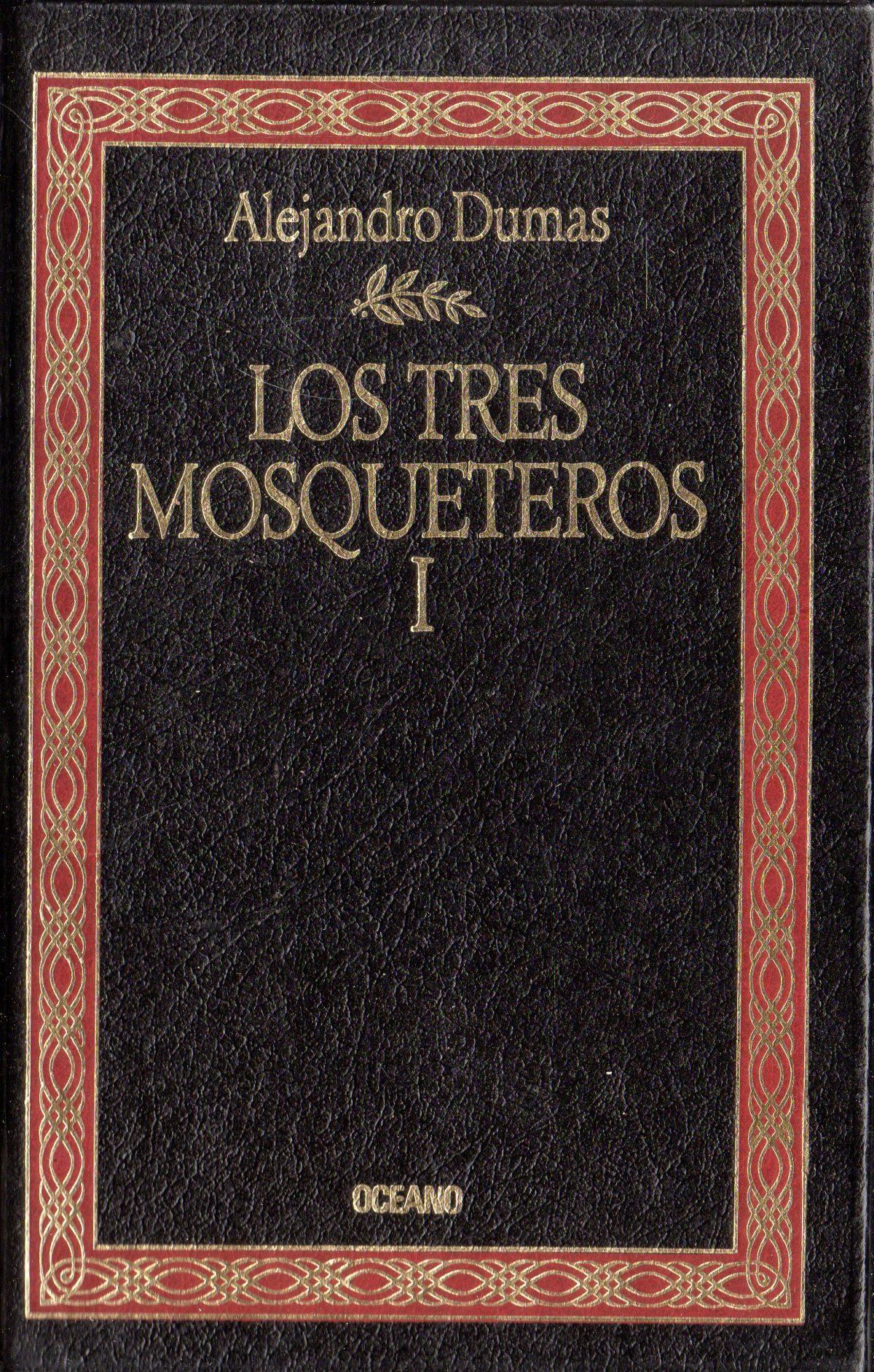 """""""Los tres mosqueteros, I"""""""
