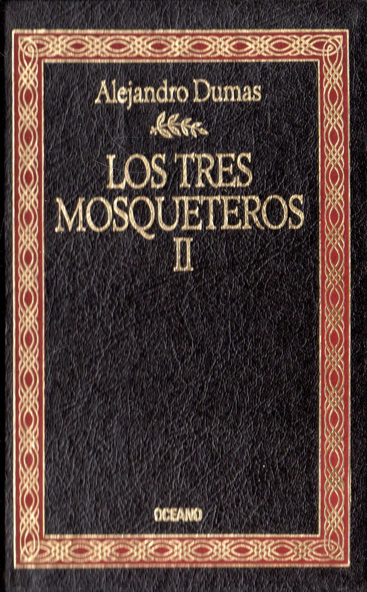 """""""Los tres mosqueteros, II"""""""